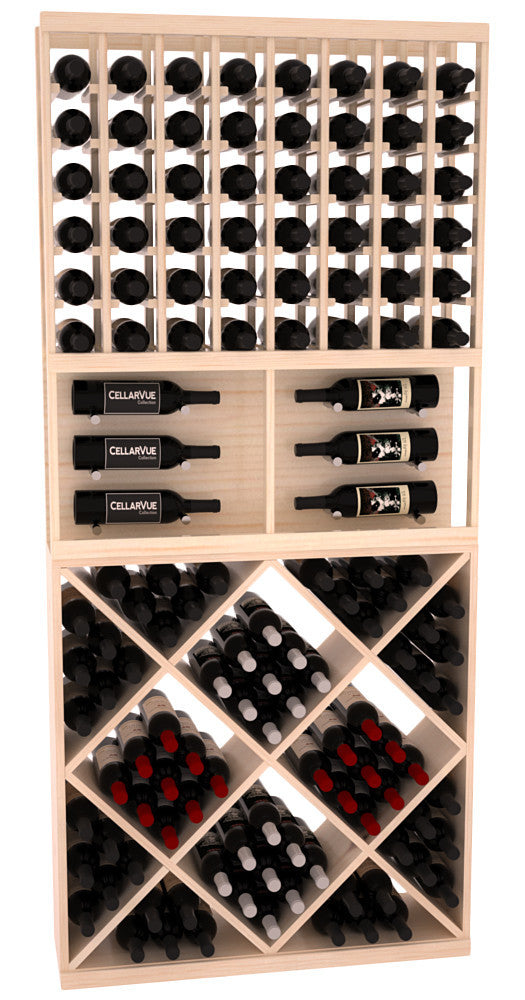 Top Showcase Display Combo 1 ...  sc 1 st  Premier Wine Cellars & Top Showcase Display Combo 1 (35