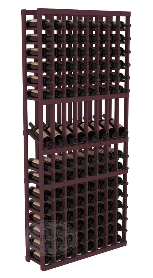8 Col High Reveal Cellar Rack