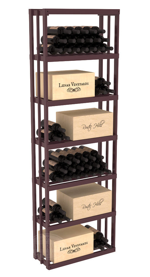 144 Bottle Rectangle Wine Storage Bin