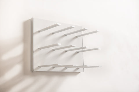 Stact Wine Rack - Pure White