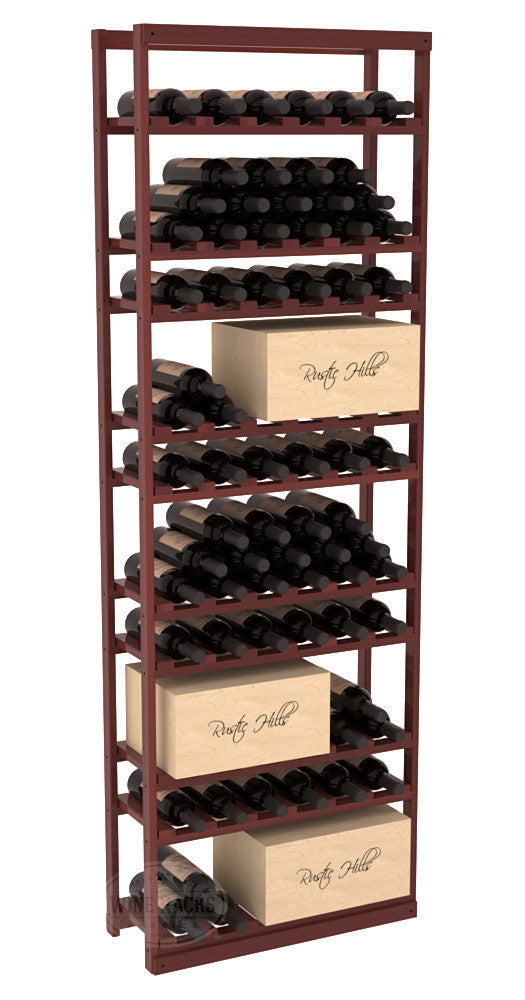 90 Bottle Case & Bottle Bin Rack