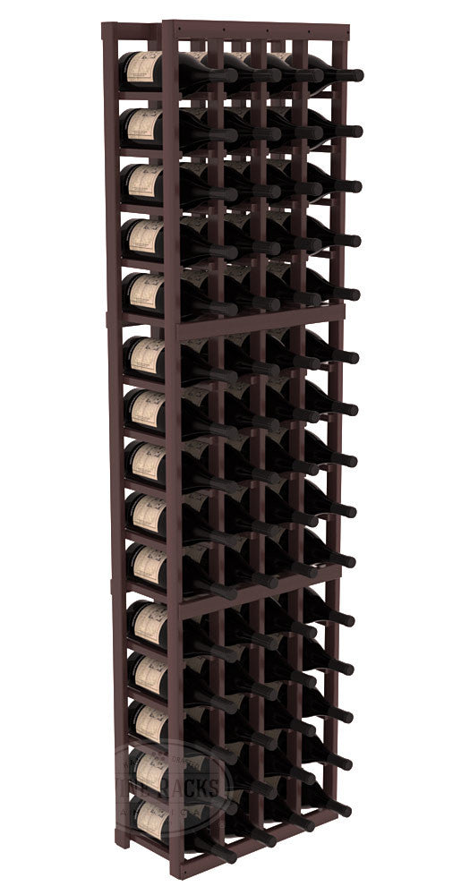 4 Col Magnum & Champagne Rack