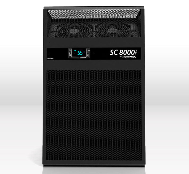WhisperKOOL SC 8000i Cooling Unit