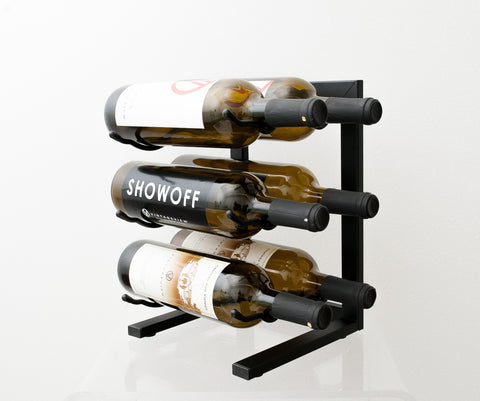 VintageView Mini - 6 Bottle Table Top Rack