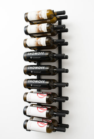 VintageView WS32 - 18 Bottle Wine Rack (2 Deep)