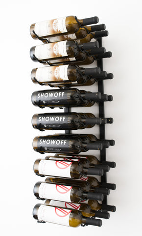 VintageView WS33 - 27 Bottle Wine Rack (3 Deep)