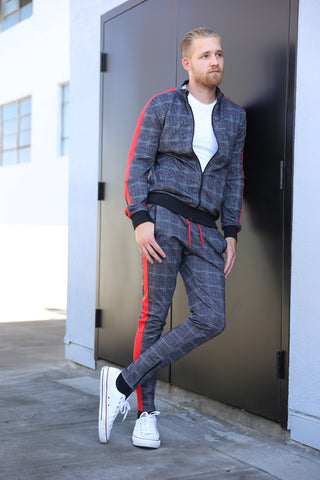 FRONT AND CENTER MEN SWEATSUIT