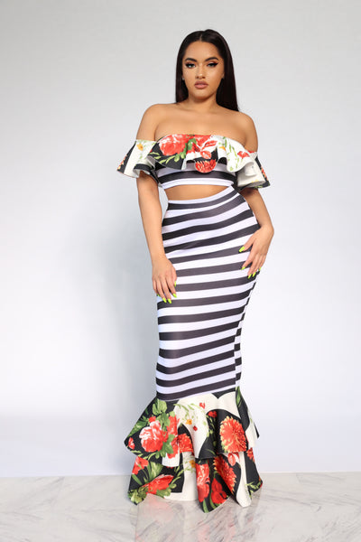 FRENCH RIVERA TWO PIECE SET