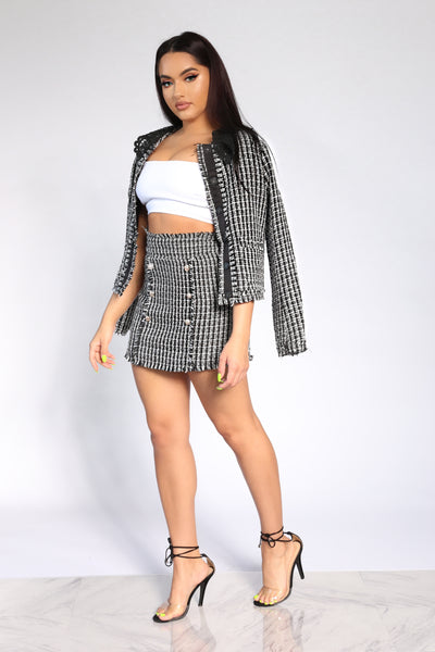 EDITOR'S PEAK TWO PIECE SET