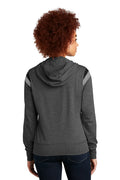 Ladies Heritage Blend Varsity Hoodie - Bright Beginnings