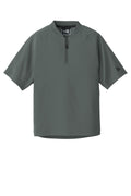 Youth - Cage Short Sleeve 1/4-Zip Jacket - Ankeny Energy