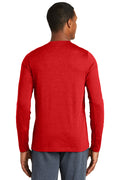 Unisex Performance Long Sleeve Crew Tee - Ankeny Energy