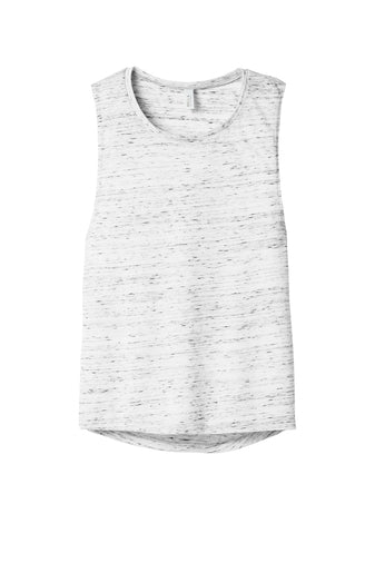 Ladies Flowy Muscle Tank - Ankeny Energy