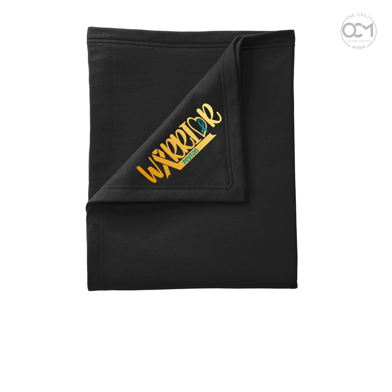 Special Blend Blanket - Warrior