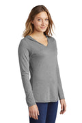 Ankeny Hawks -  Ladies Triblend Hooded Tee