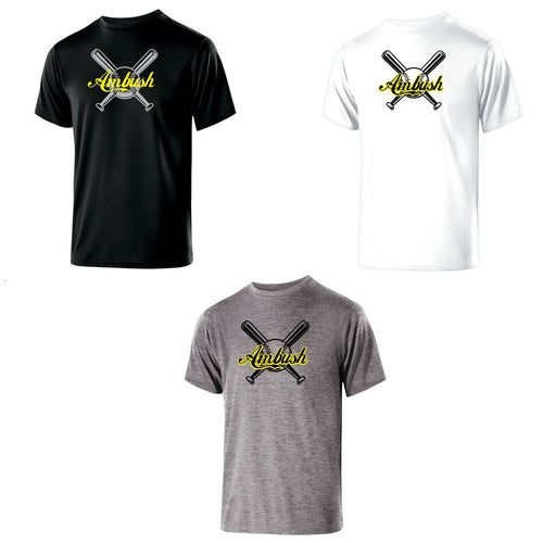 Adult -Guage Short Sleeve Performance T-Shirt - Ankeny Ambush