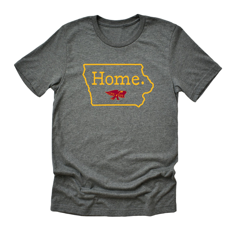 Youth Home (Hawks)-  Unisex Perfect Tri ® Tee