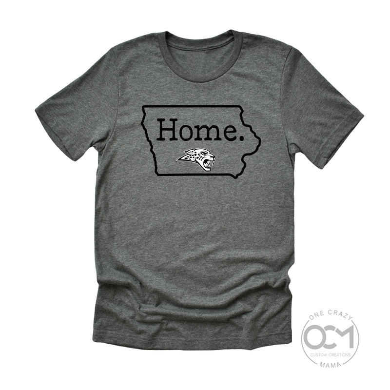 Youth Home (Jaguars)-  Unisex Perfect Tri ® Tee