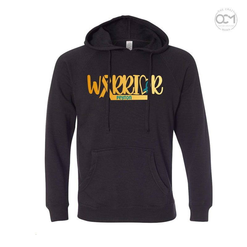 Youth - Unisex Special Blend Hooded Sweatshirt - Warrior