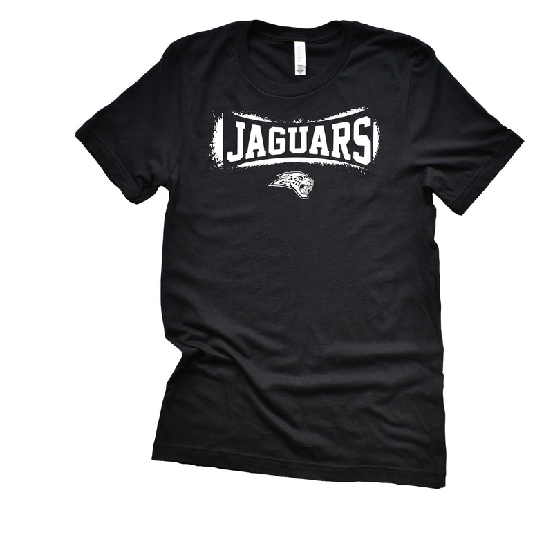 Unisex Triblend Tee - Jaguars  (Tee colors Grey or Black)