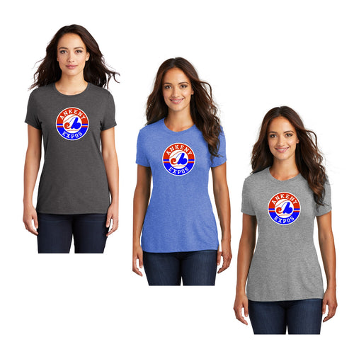 Adult - Ladies Perfect Tri Tee - Ankeny Expos