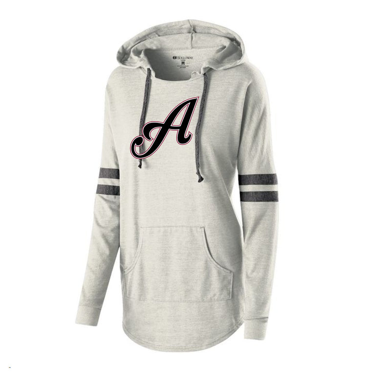 Adult -  Ladies Hooded Low Key Pullover - Tomahawks