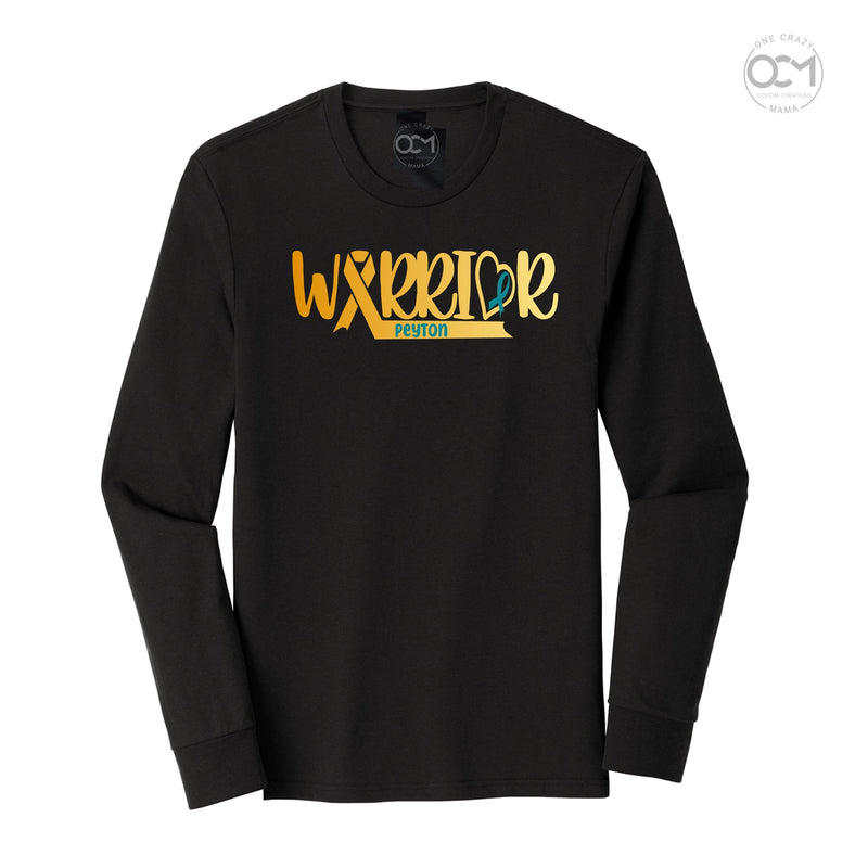 Adult - Unisex  Perfect Triblend Long Sleeve Tee - Warrior
