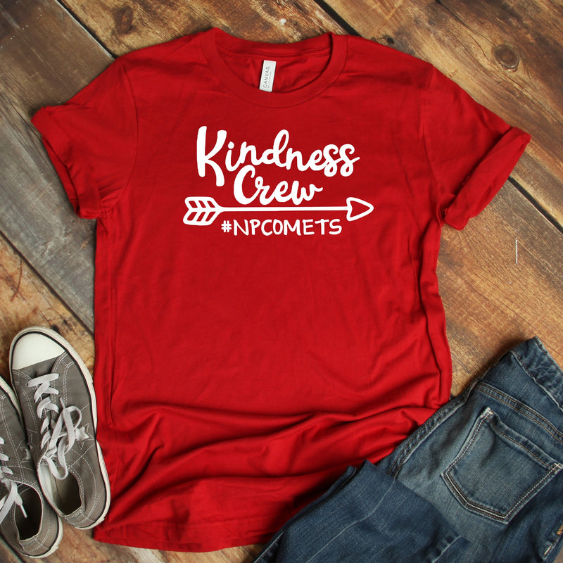 Unisex Triblend Short Sleeve Tee - Kindness Crew