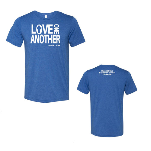 Bible Verse Tee - (5 Color Options)