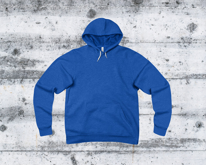 Adult - Unisex Hooded Sweatshirt