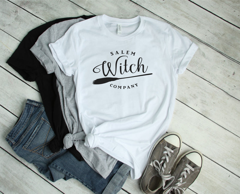 Salem Witch Company - Unisex Tee