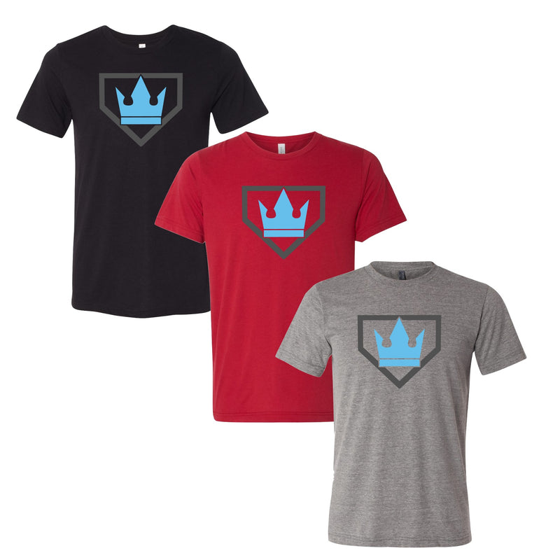 Adult - Unisex Triblend Tee - Diamond Kings