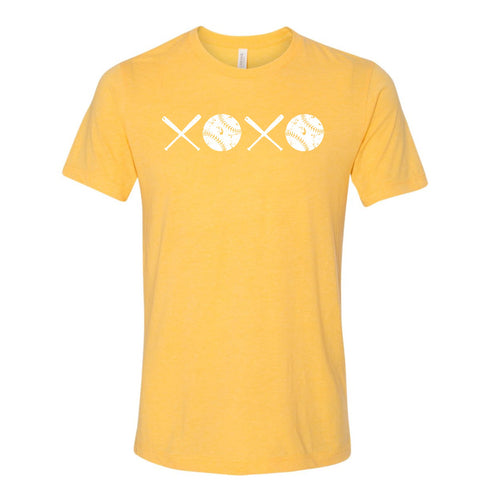 XOXO - Unisex Triblend Tee (Size Large Available)