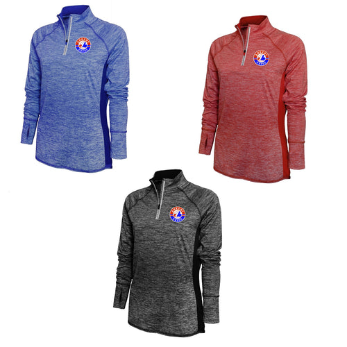 Adult - Ladies Performance 1/4 Zip - Expos