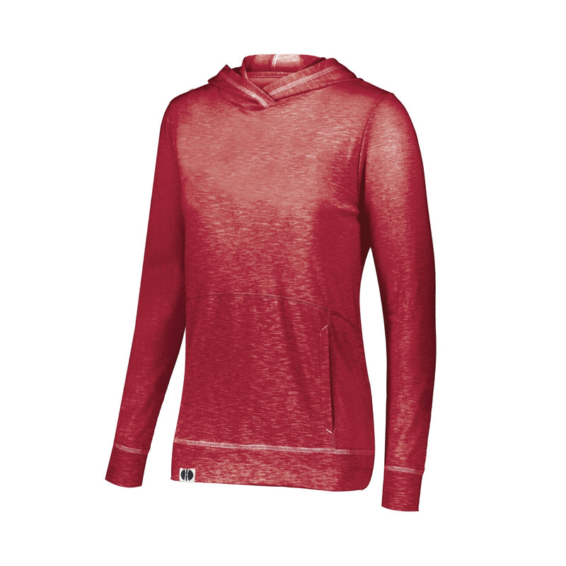 Adult - Ladies Journey Pullover Hooded Tee - Ankeny Energy
