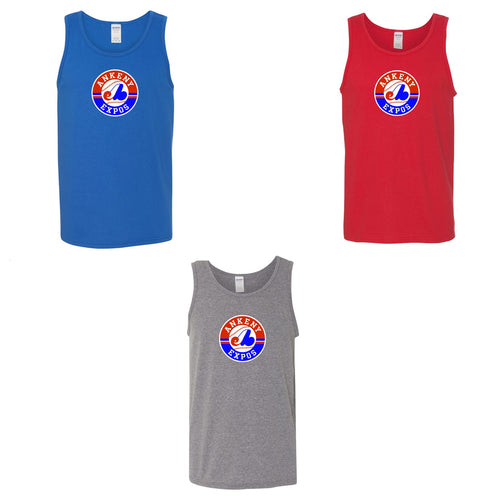 Adult - Men's Cotton Tank Top