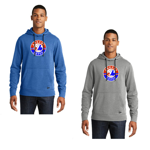 Adult - Tri-Blend Fleece Pullover Hoodie - Expos