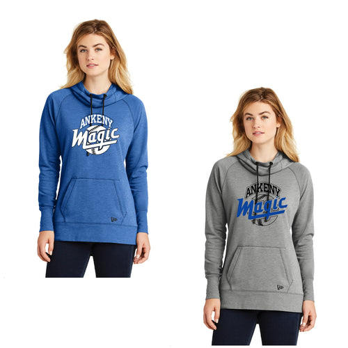 Adult - Ladies Tri-Blend Fleece Pullover Hoodie - Ankeny Magic