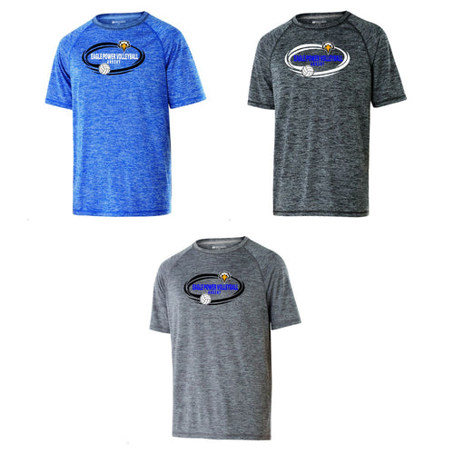 Unisex Electrify Performance Tee - Eagle Power Volleyball