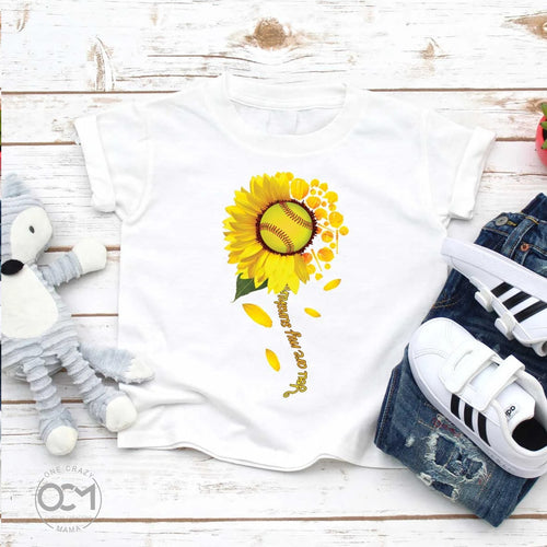 You are my sunshine - YOUTH Unisex Jersey Tee
