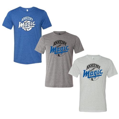 Adult - Unisex Triblend Tee - Ankeny Magic