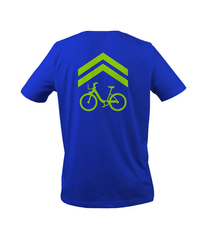 Bike Chattanooga Short Sleeve Sharrow T-shirt