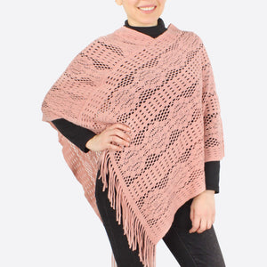 CROCHET INSPIRED PONCHO