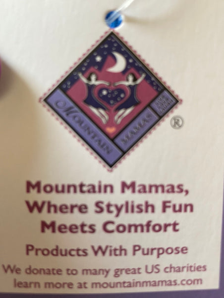 MOUNTAIN MAMA BRAND LEGGINGS