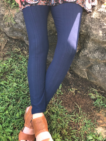 DENIM JEGGINGS-REGULAR