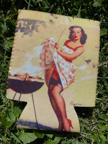 PIN UP WITH GRILL