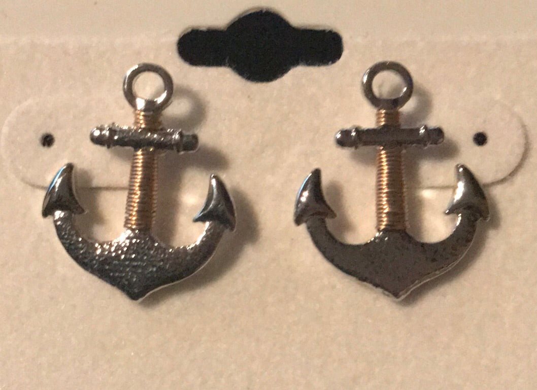 TWO-TONE ANCHOR STUDS