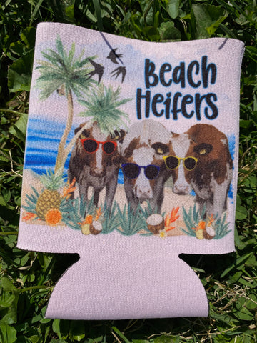 BEACH HEIFERS