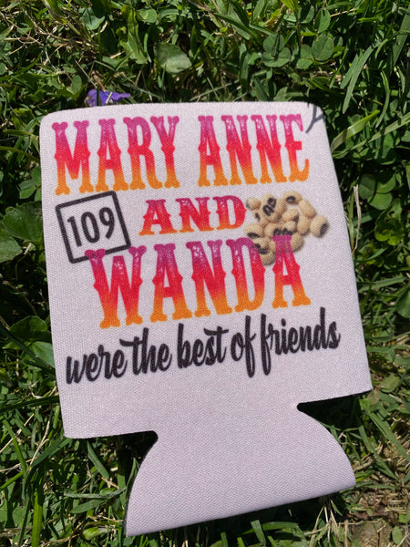 MARY ANNE AND WANDA