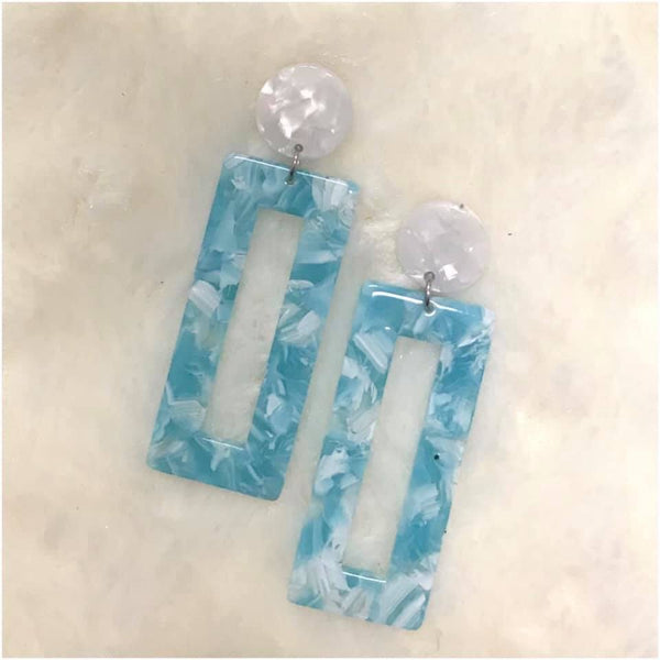 ACRYLIC EARRINGS